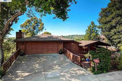 Castro Valley Single Family Home For Sale: 5456 Briar Ridge Dr