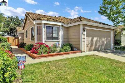 Oakley CA Single Family Home New: $429,000