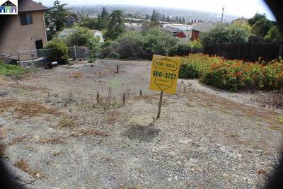 Castro Valley Residential Lots & Land For Sale: 17207 President