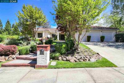 Danville CA Single Family Home New: $1,750,000