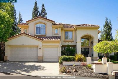 Danville CA Single Family Home New: $1,900,000