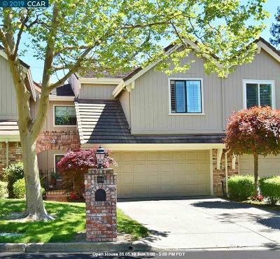 Danville CA Condo/Townhouse New: $975,000