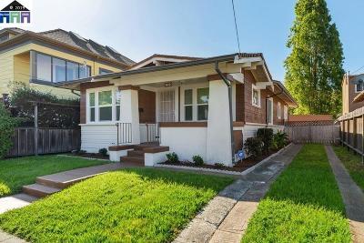 Berkeley Single Family Home New: 1412 Harmon