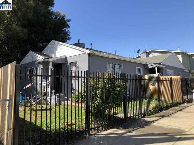Oakland Multi Family Home New: 5731 Bancroft Ave
