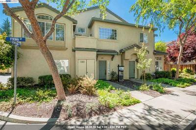 Pleasanton Condo/Townhouse For Sale: 4101 Cortina