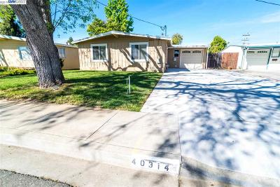 Fremont Single Family Home For Sale: 40314 Condon St