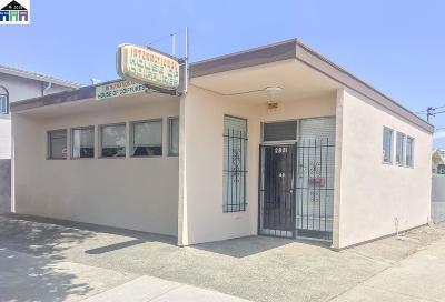 Berkeley Commercial For Sale: 2821 San Pablo