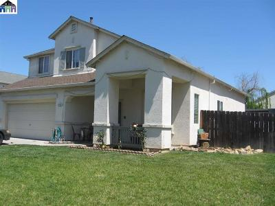 Stockton Single Family Home New: 3442 Carly Drive