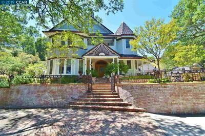 Clayton Single Family Home For Sale: 1980 Curry Canyon Road