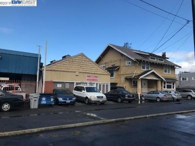 Fremont, Pleasanton, Concord, Walnut Creek Commercial Lots & Land For Sale: 37374 Maple St