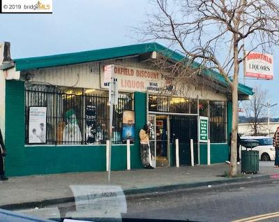 Oakland Commercial For Sale: 9786 Edes Ave