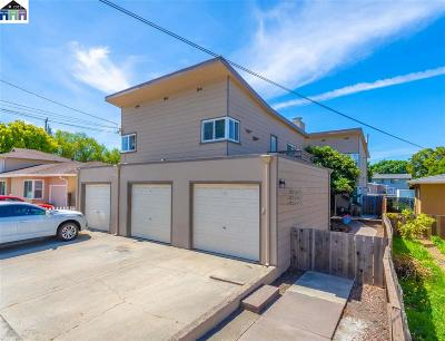 Hayward Multi Family Home For Sale: 22645 4th St
