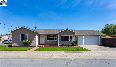 San Leandro Single Family Home For Sale: 1700 142nd Ave