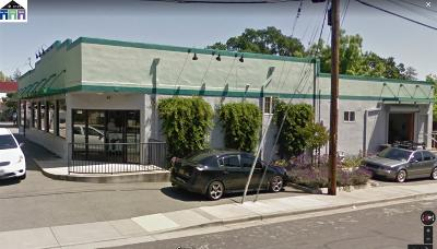 Fremont, Pleasanton, Concord, Walnut Creek Commercial For Sale: 2700 Willow Pass Road