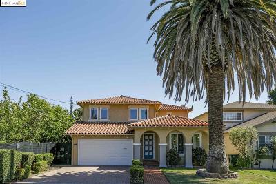 San Leandro Single Family Home For Sale: 739 Estudillo Ave