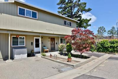 Castro Valley Condo/Townhouse Price Change: 20278 Forest Ave