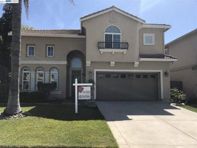 Antioch Single Family Home Back On Market: 4301 Galenez Way