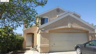 Oakley Single Family Home For Sale: 640 Mockingbird Ln