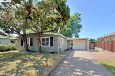 Fremont Single Family Home For Sale: 4359 Cahill Street
