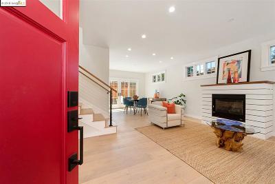 Berkeley Condo/Townhouse For Sale: 1338 A Milvia St #A