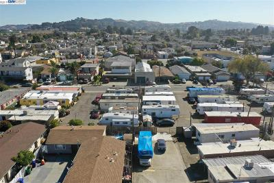 San Pablo Multi Family Home For Sale: 1824 21st St