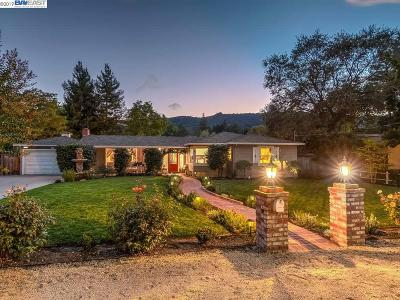 Danville Single Family Home For Sale: 165 El Dorado Ave