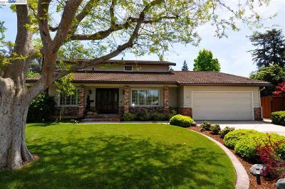 Walnut Creek Single Family Home Price Change: 1502 Wicklow Ct