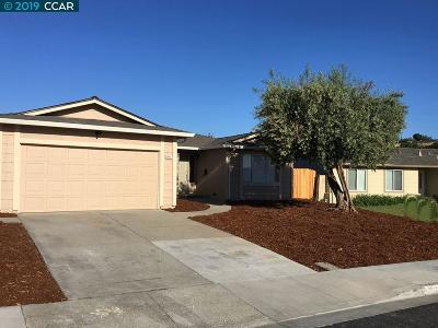 Antioch Single Family Home For Sale: 3612 Mountaire Dr