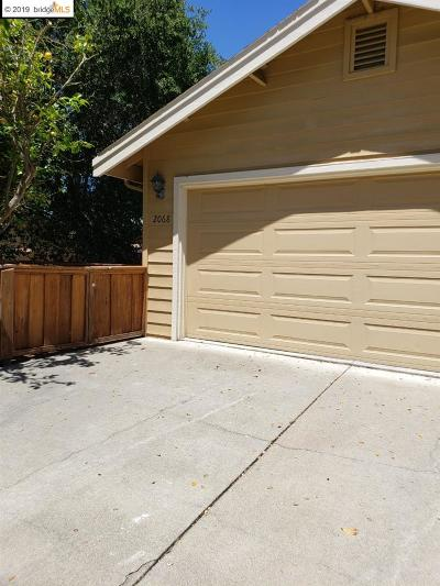 Hayward Single Family Home For Sale: 2068 Quail Canyon Ct