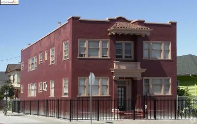 Oakland Multi Family Home For Sale: 847 E 18th