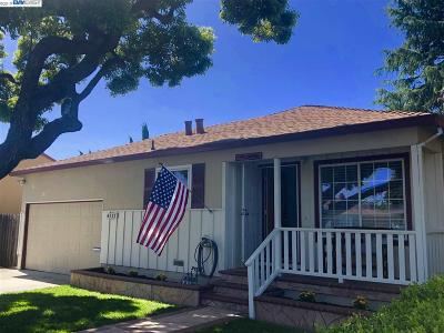 Fremont Single Family Home For Sale: 4533 Cerritos Ave