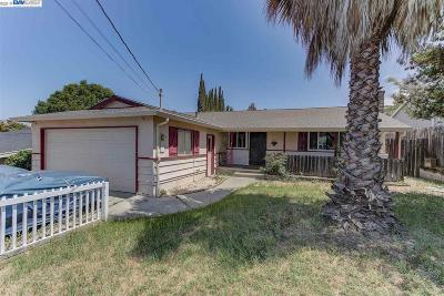 Antioch Single Family Home For Sale: 2829 Patricia Ave