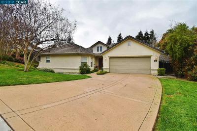 Concord Single Family Home For Sale: 4280 Marietta Ct