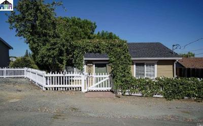 Martinez Single Family Home Price Change: 2300 Yale