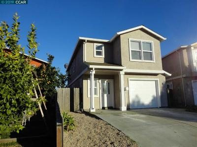San Pablo Single Family Home For Sale: 2768 10th Street