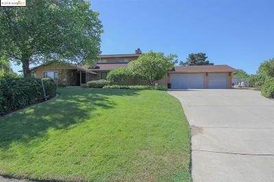 Oakley Single Family Home For Sale: 2951 Vine Hill Road