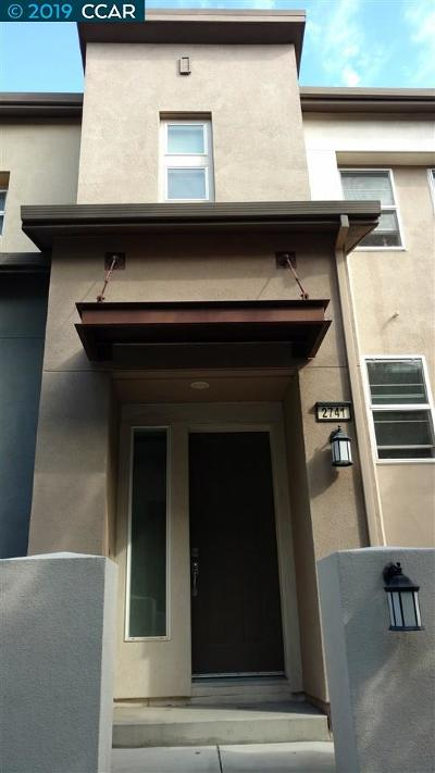 San Pablo Condo/Townhouse For Sale: 2741 Holly St