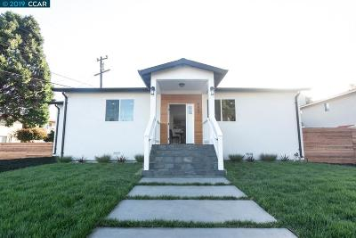 San Pablo Single Family Home For Sale: 5447 Shasta Ave