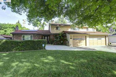 Walnut Creek Single Family Home For Sale: 3114 Peachwillow Ln