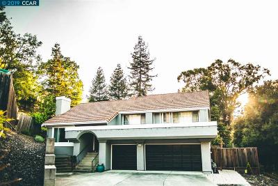 Martinez Single Family Home Price Change: 110 Costanza Dr