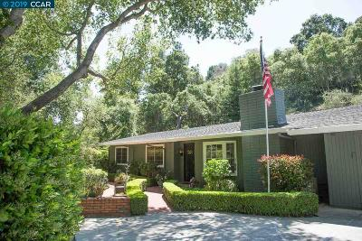 Orinda Single Family Home For Sale: 516 Moraga Way