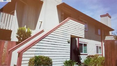 Hayward Condo/Townhouse For Sale: 981 Cheryl Ann Cir #39