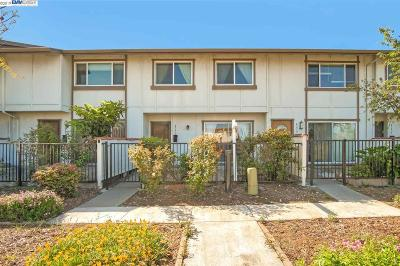 Union City Condo/Townhouse For Sale: 4230 Miramonte Way