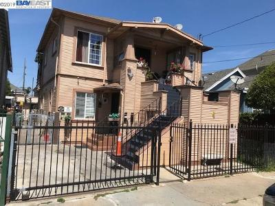 Oakland Multi Family Home For Sale: 1831 40th Ave