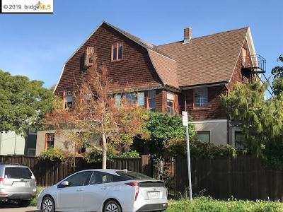 Berkeley Multi Family Home For Sale: 2447 Derby