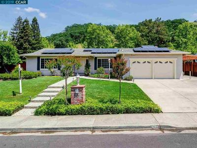 Danville Single Family Home For Sale: 101 Redondo Way