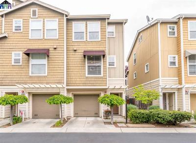 Hayward Condo/Townhouse For Sale: 22840 Evanswood Rd
