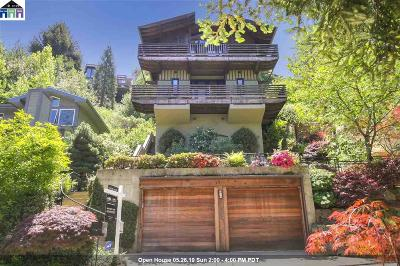 Berkeley Single Family Home For Sale: 1076 Siler Pl