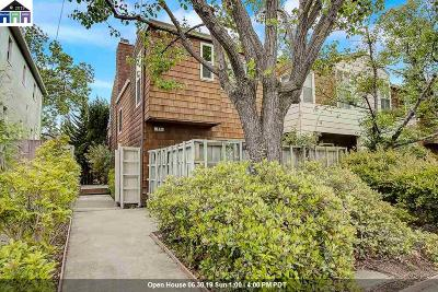 Berkeley Condo/Townhouse For Sale: 1818 Dwight Way