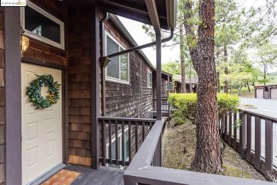 Castro Valley Condo/Townhouse Back On Market: 5346 Briar Ridge Dr
